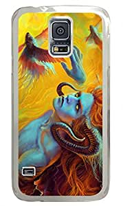 Male Elves Clear Hard Case Cover Skin For Samsung Galaxy S5 I9600 by lolosakes