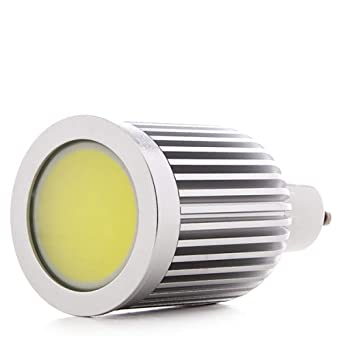 Greenice | Bombilla de LEDs COB GU10 9W 880Lm 30.000H | Blanco Frío