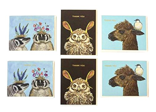 - Kitchen Papers The Pencil Factory Vicki Sawyer Thank You Boxed Greeting Cards Set Of 6