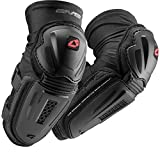 EVS SP Adult Off-Road Motorcycle Elbow Guard - Black/Small/Medium