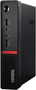 OEM Lenovo ThinkCentre M715 Tiny M715q AMD Ryzen 5 Pro 2400GE, 16GB RAM, 500GB SSD, W10P, Business Desktop