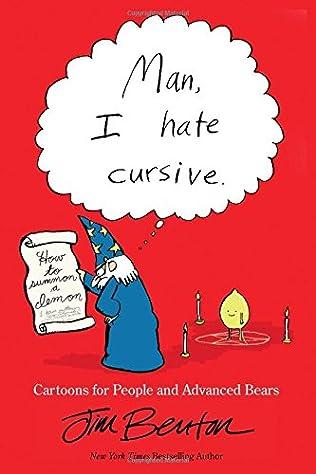 book cover of Man, I Hate Cursive
