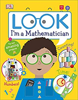 Book Cover: Look I'm a Mathematician