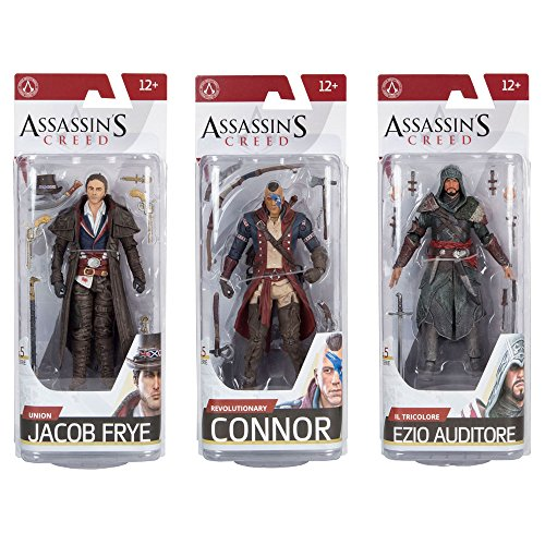 Assassin's Creed Series 5 Action Figures Set 3