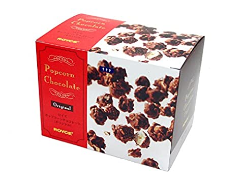 Royce Popcorn Chocolate 130g×1box ()