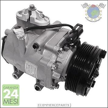 CN4 Compresor Aire Acondicionado SIDAT Ford Mondeo III 3 Volu: Amazon.es: Coche y moto