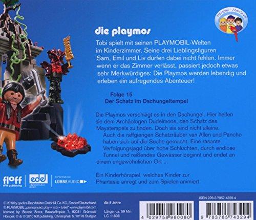 Schatz im Dschungeltempel: die Playmos: Amazon.es: Música