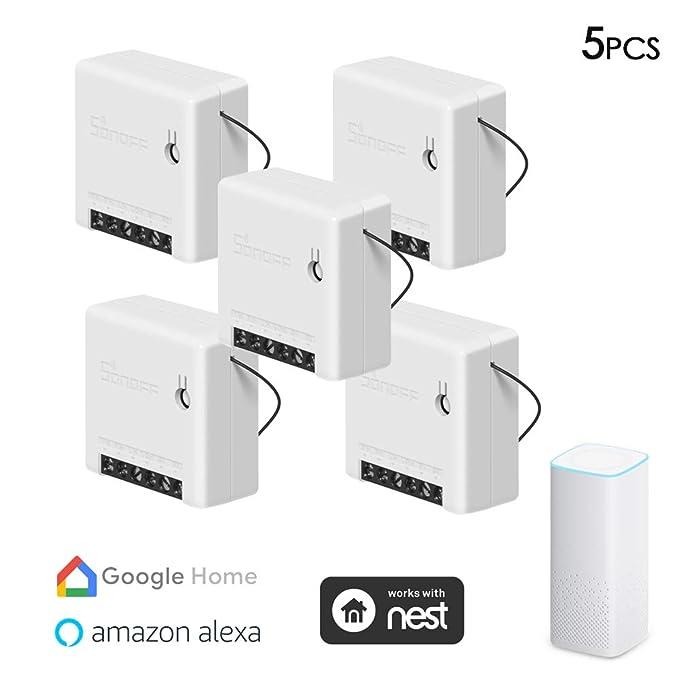 NEU SONOFF MINI Two Way Intelligenter Schalter Smart Life APP-Steuerung Amazon