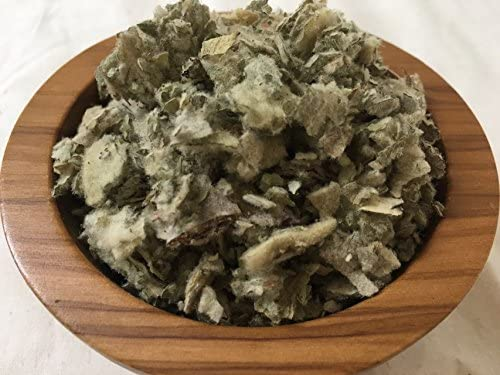 Organic Mullein Leaf Dried 1 Ounce Verbascum spp.