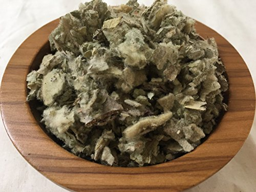 Organic Mullein Leaf Dried ~ 1 Ounce ~ Verbascum spp. (The Best K2 To Smoke)