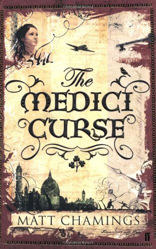 Book cover for The Medici Curse