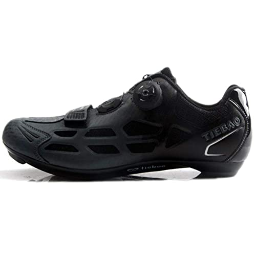Zapatillas De Ciclismo para Hombre Bicicleta De Carretera, Zapatillas De Deporte Transpirables Unisex, Zapatillas De Bicicleta, Zapatillas Rápidas, ...