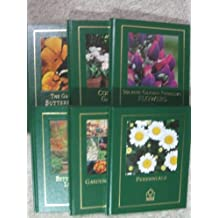 set of six national home gardening club books gardening essentialsbetter gardens less workthe gardeners bird bookperrenialscontainer gardenssolving - Home Gardening Club