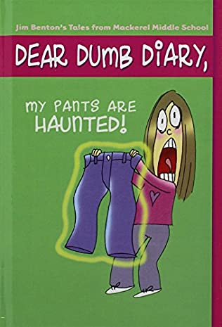 book cover of My Pants Are Haunted!
