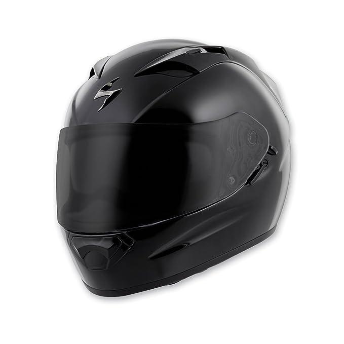 Scorpion EXO EXO-T1200 Gloss Black Full Face Helmet, 2XL