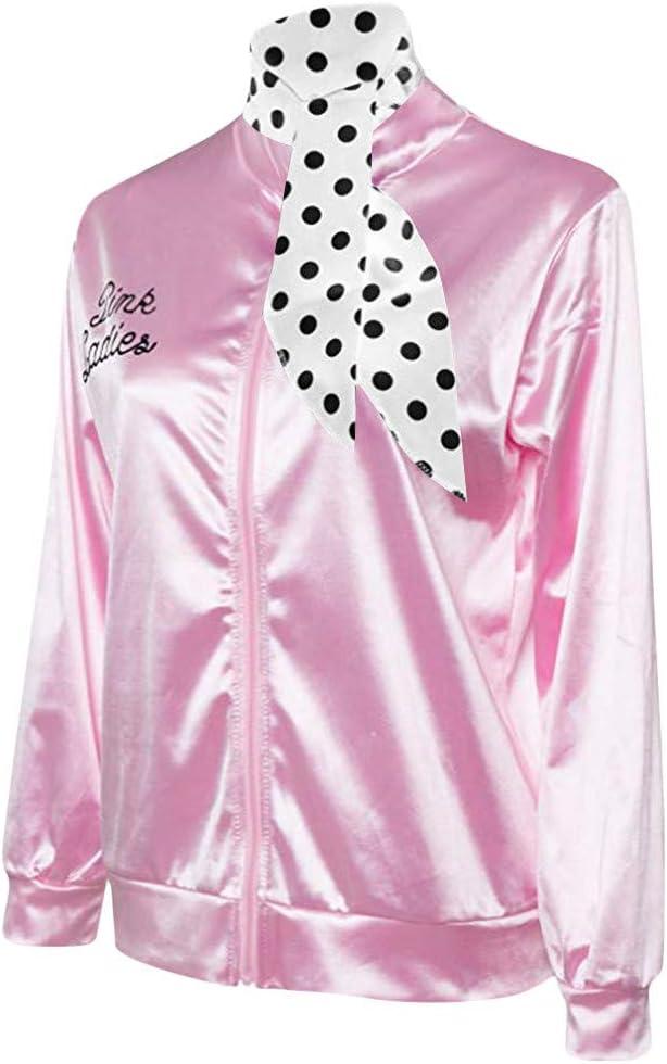 MEIbax Moda Mujer Abrigos Rosa y Tops Calientes Mujeres Retro ...