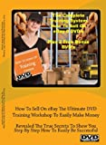 How To Sell On eBay: The Ultimate 8 x DVD Training Workshop To Easily Make Money ; Revealed The True Secrets To Show You Step By Step How To Easily Be Successful