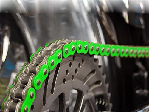 Spezialverstärkte Kette Grün Für Yamaha Raptor Yfm 700 R Auto