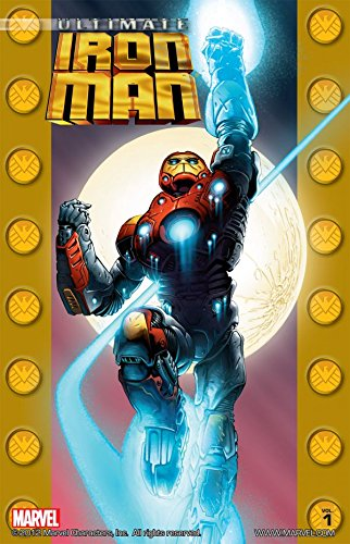 Ultimate Iron Man Vol. 1]()