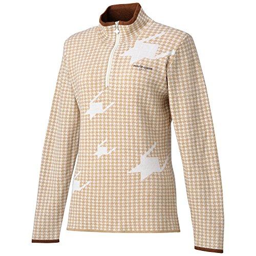 (マリークレール)marie claire ジップアップセーター
