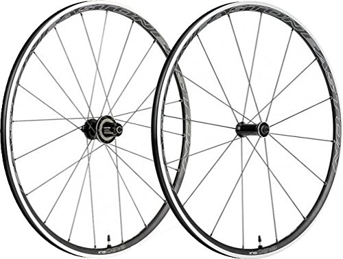 Easton EA90 SLX Clincher Road Bicycle Wheel - Rear (Black - Shimano/SRAM - 11 Speed - 700c)