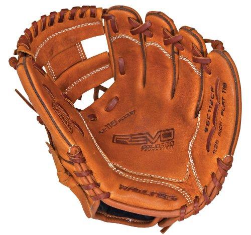 - Rawlings Revo 950 Pro I Web 11.25-inch Infield Baseball Glove, Right-Hand Throw (9SC112CF)