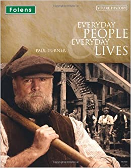 Book Everyday People & Everyday Lives: Student Book (You're History!) by Paul Turner (2008-06-01)