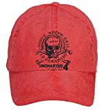 Tommery Unisex Uncharted 4 A Thief's End-Hodie Hip Hop Baseball Caps