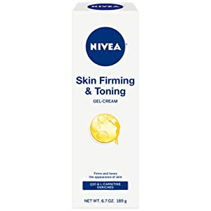 NIVEA Skin Firming and Toning Gel-Cream, 6.7 Ounce