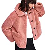 Whats the Difference Between a King and California King HYIRI Crazy Promotion Halloween Women Winter Warm Thick Coat Solid Pockets Jacket Cardigan