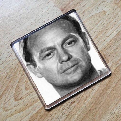 JASON DONOVAN - Original Art Coaster #js002