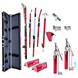Level5 Pro Complete Extendable Full Set of Automatic Drywall Tools w/ FREE Tool Case