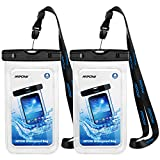 Mpow [Upgraded] Universal Waterproof Case, IPX8 Waterproof...