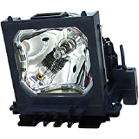 Electrified DT-00531 Replacement Lamp with Housing for Hitachi Projectors