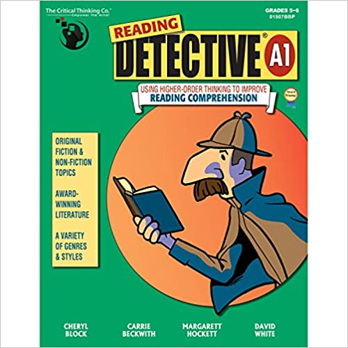 Reading Detective Book A1