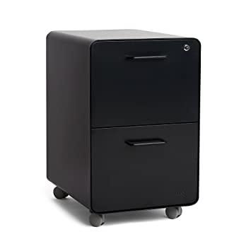 Poppin Stow Rolling - Mueble archivador: Amazon.es: Oficina ...