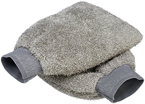 Mittens Basic (AmazonBasics CW190405B Microfiber Car Wash Mitt (2 Pack))