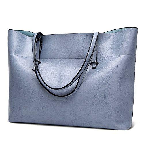 handbag Blue Pipulade bag Light Ladies large Pack Pack Single shoulder w4qP4A5