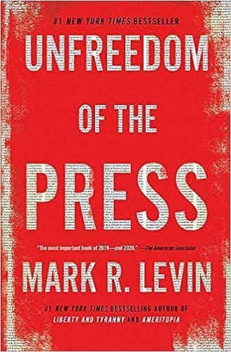 Unfreedom of the Press: Amazon.es: Levin, Mark R.: Libros en ...