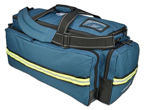 X-Tuff Oxygen and Airway Trauma Bag by Lightning X NAVY BLUE