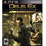 Deus Ex Human Revolution: Director's Cut (PS3)