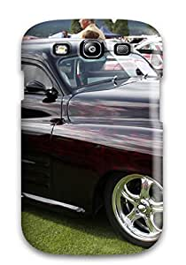Awesome Car Flip Case With Fashion Design For Galaxy S3