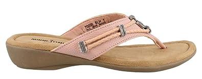 Silverthorne  Minnetonka Damens's Silverthorne  Thong Sandale   Flip Flops 14c269