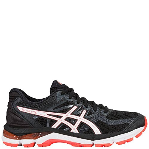ASICS GelGlyde Shoe Women's Running Black/White/Coral marketable cheap online looking for online outlet many kinds of cheap sale browse ESeoTud