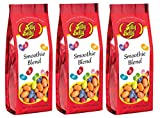 Jelly Belly Smoothie Blend Jelly Beans 7.5 ounce Gift Bag - Pack of 3