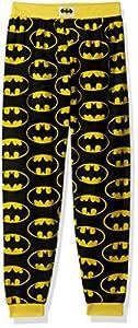 DC Comics Big Boys' Batman Micro Fleece Lounge Pant at Gotham City Store