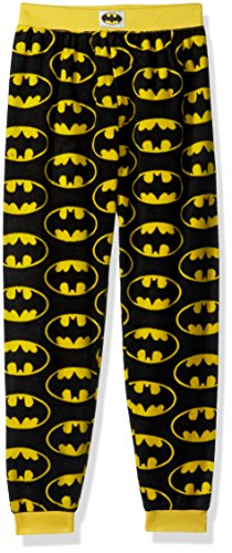 DC Comics Big Boys' Batman Micro Fleece Lounge Pant at Gotham City Store
