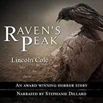 RAVEN'S PEAK: WORLD ON FIRE, BOOK 1
