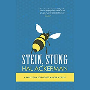 Stein, Stung Audiobook