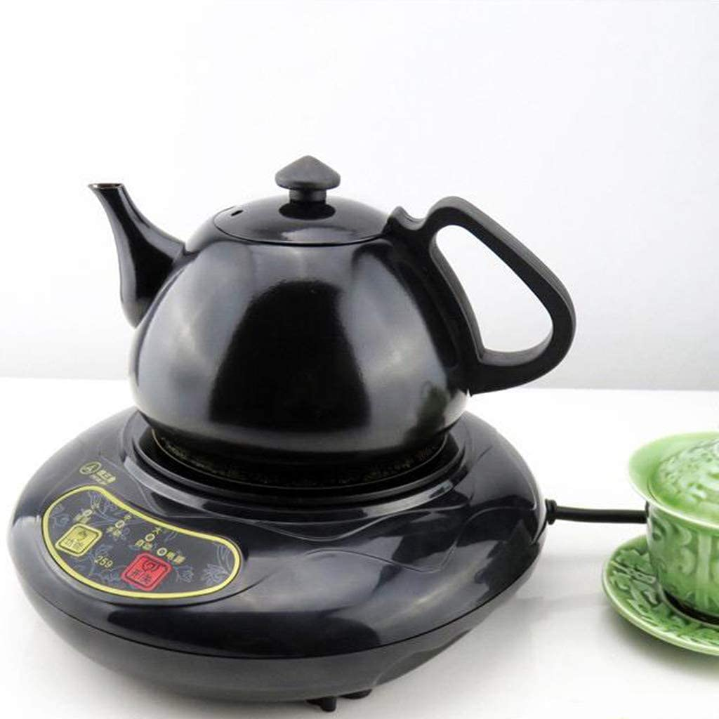 Silver 0.8L Stainless Steel Teapot Cafe Restaurant Hotel for Induction Cooktop